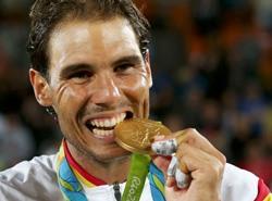 Rio 2016 - Rafa Nadal