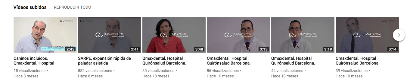 videos eductaivos para pacientes