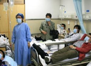 violencia médica en China