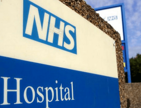 huelga en hospitales ingleses