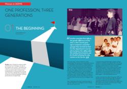 Tres generacione,s una profesión
